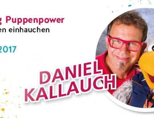 Daniel Kallauch – Workshoptag Puppenpower