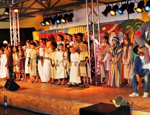Musicalprojekt in den Sommerferien